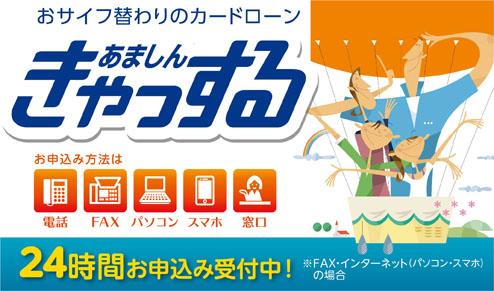 尼崎信用金庫カードローン(あましんきゃっする)